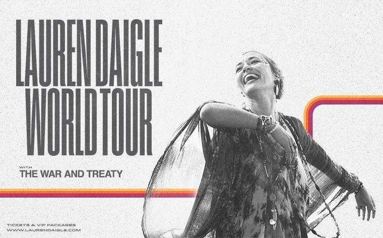 More Info for Lauren Daigle World Tour