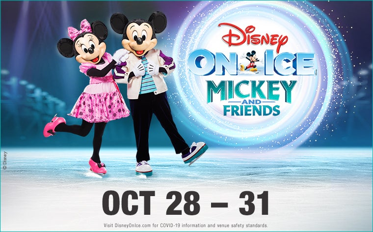 More Info for Disney On Ice!