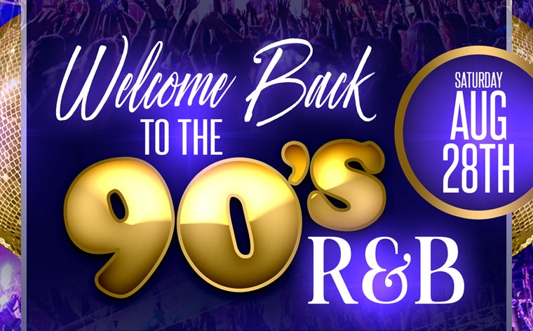 More Info for Welcome Back To The 90's