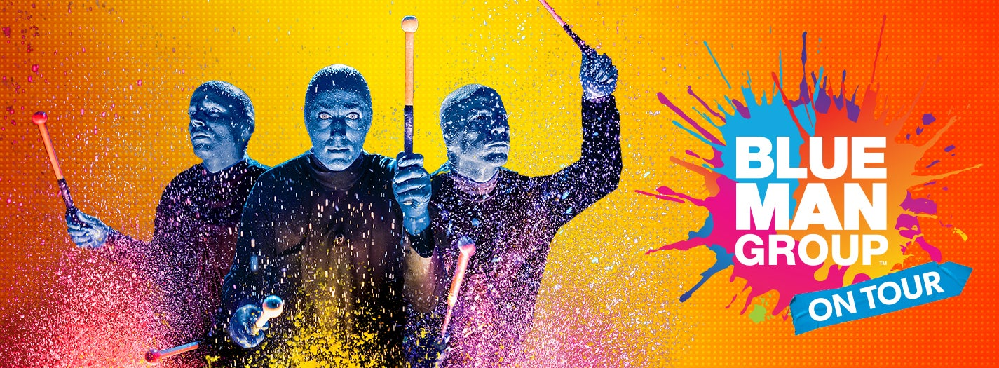 CANCELLED - Blue Man Group