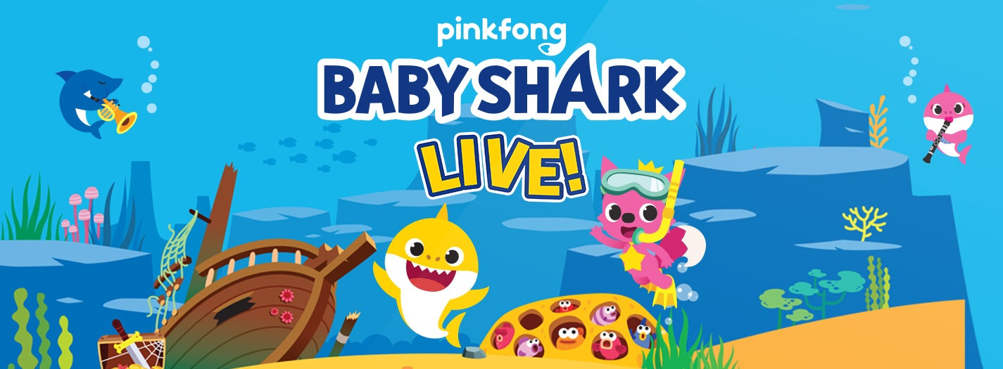 CANCELLED - Baby Shark Live!