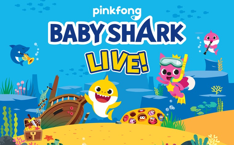 More Info for CANCELLED - Baby Shark Live!
