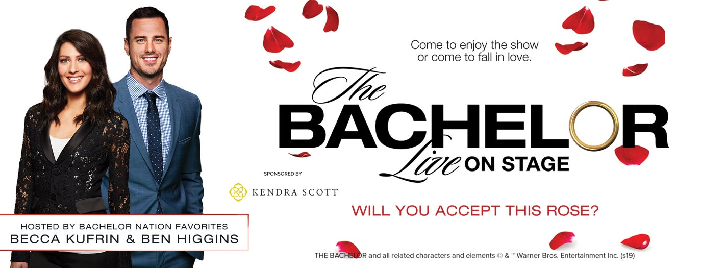 CANCELLED - The Bachelor Live On Stage