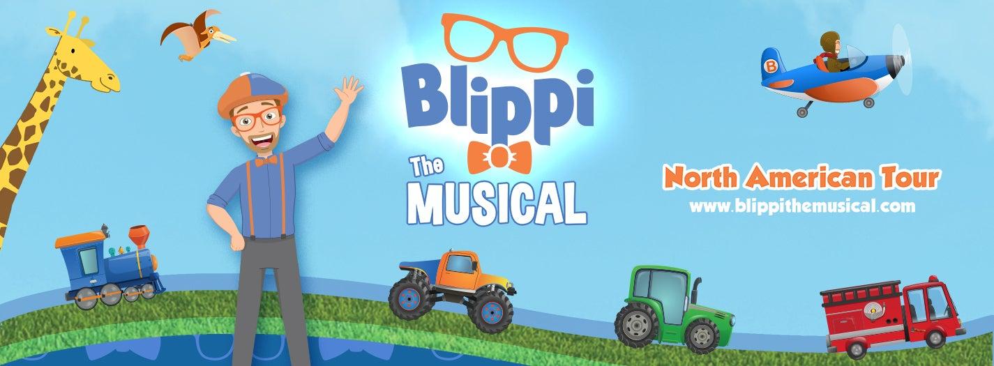 POSTPONED - Blippi The Musical