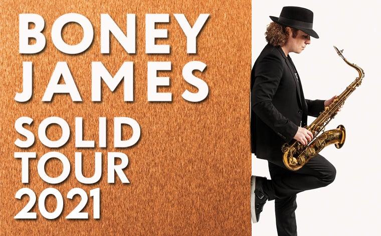 More Info for Boney James