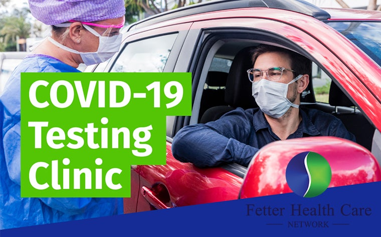 More Info for COVID-19 Testing Clinic