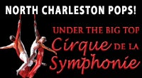 Under the Big Top! - Cirque de la Symphonie