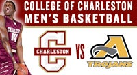 College of Charleston vs Anderson University - Men's Basketball