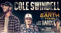Cole Swindell: Down To Earth Tour