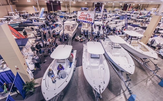 Convention-center-boat-show-spot