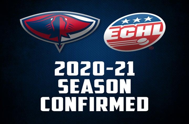 More Info for South Carolina Stingrays Announce 20-21 Season