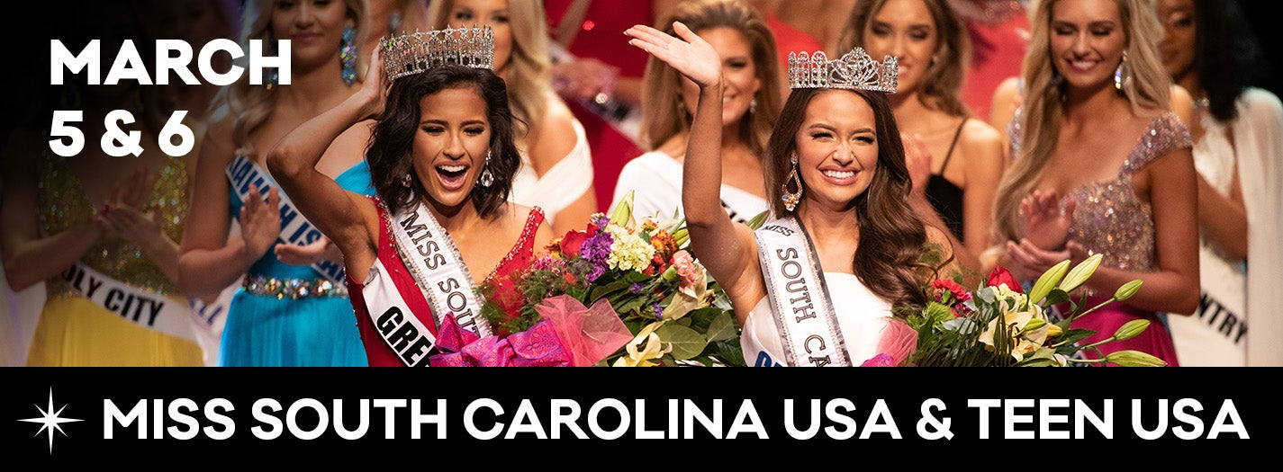 Miss South Carolina USA and Teen USA