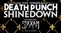 Five Finger Death Punch & Shinedown