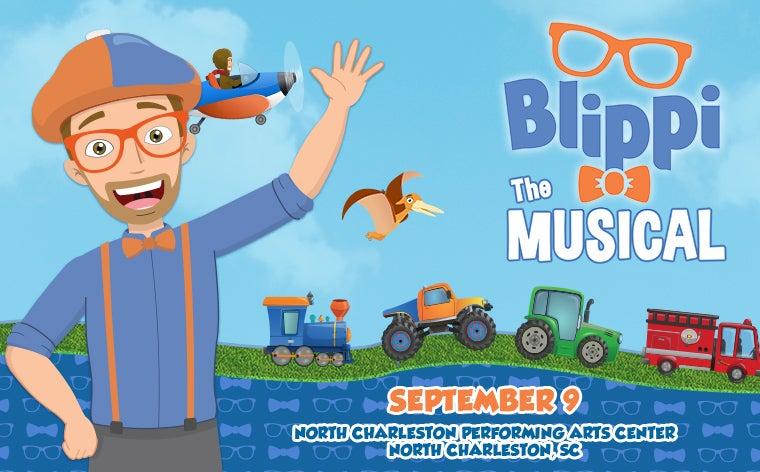 More Info for Blippi The Musical