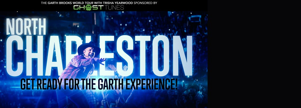 Garth Brooks World Tour | North Charleston Coliseum ...