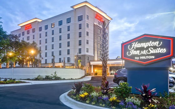 Hampton Inn & Suites Charleston Airport <BR> .6 Miles Away