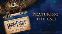 October 28 - HARRY POTTER IN CONCERT