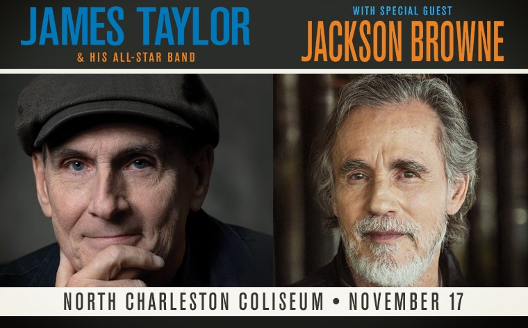 More Info for James Taylor & His All-Star Band with special guest Jackson Browne