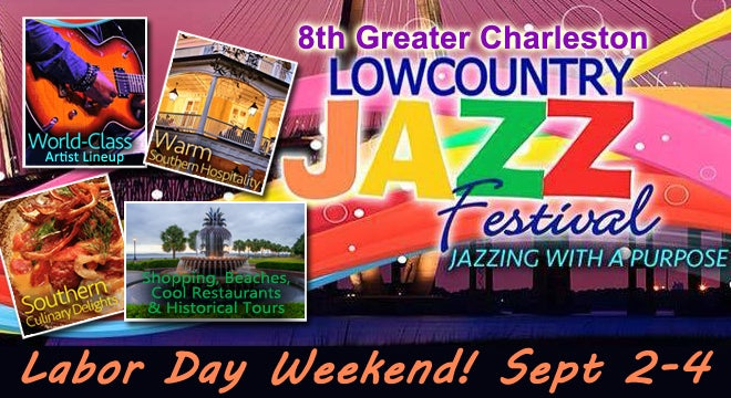 Cash 4 Sc >> 8th Annual Greater Charleston Lowcountry Jazz Festival ...