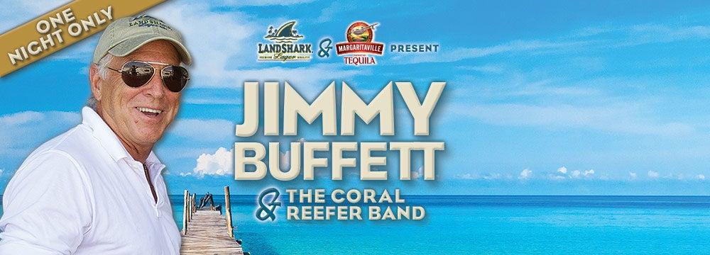 Jimmy Buffett   North Charleston Coliseum & Performing Arts Center