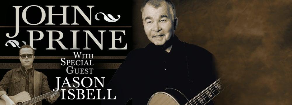 John Prine | North Charleston Coliseum & Performing Arts ...