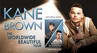 Kane Brown w/ Special Guests Chris Lane and Russell Dickerson