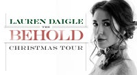 Lauren Daigle: The Behold Christmas Tour