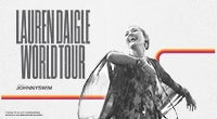Lauren Daigle World Tour - POSTPONED