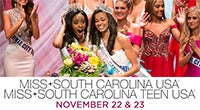 Miss South Carolina USA & Miss South Carolina Teen USA 2020