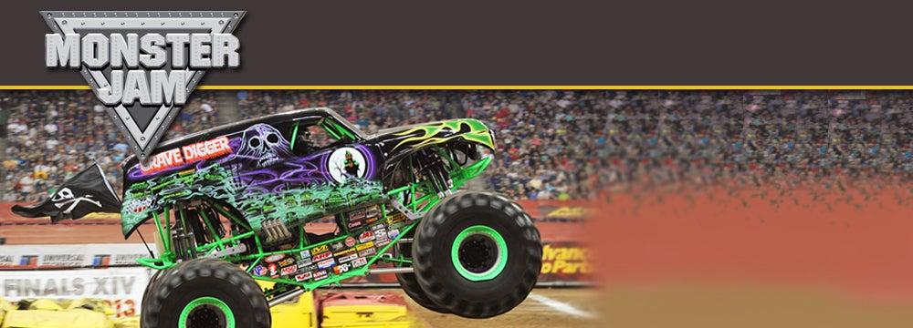 Monster Trucks For Sale >> Monster Jam | North Charleston Coliseum & Performing Arts Center