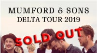 Mumford & Sons (SOLD OUT)