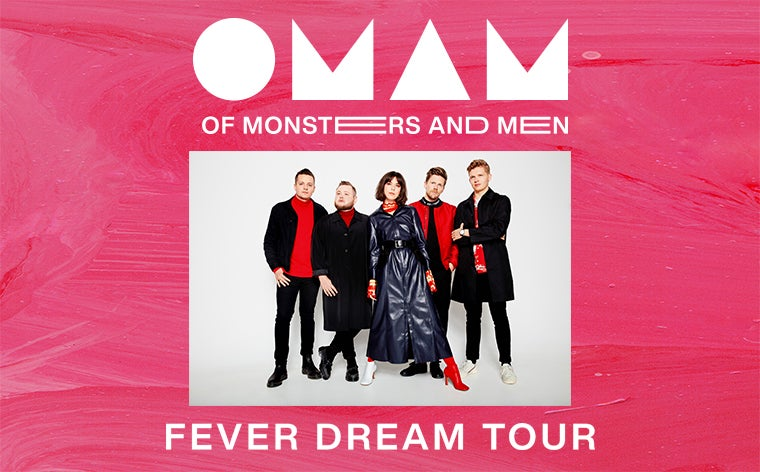 More Info for POSTPONED - Of Monsters and Men