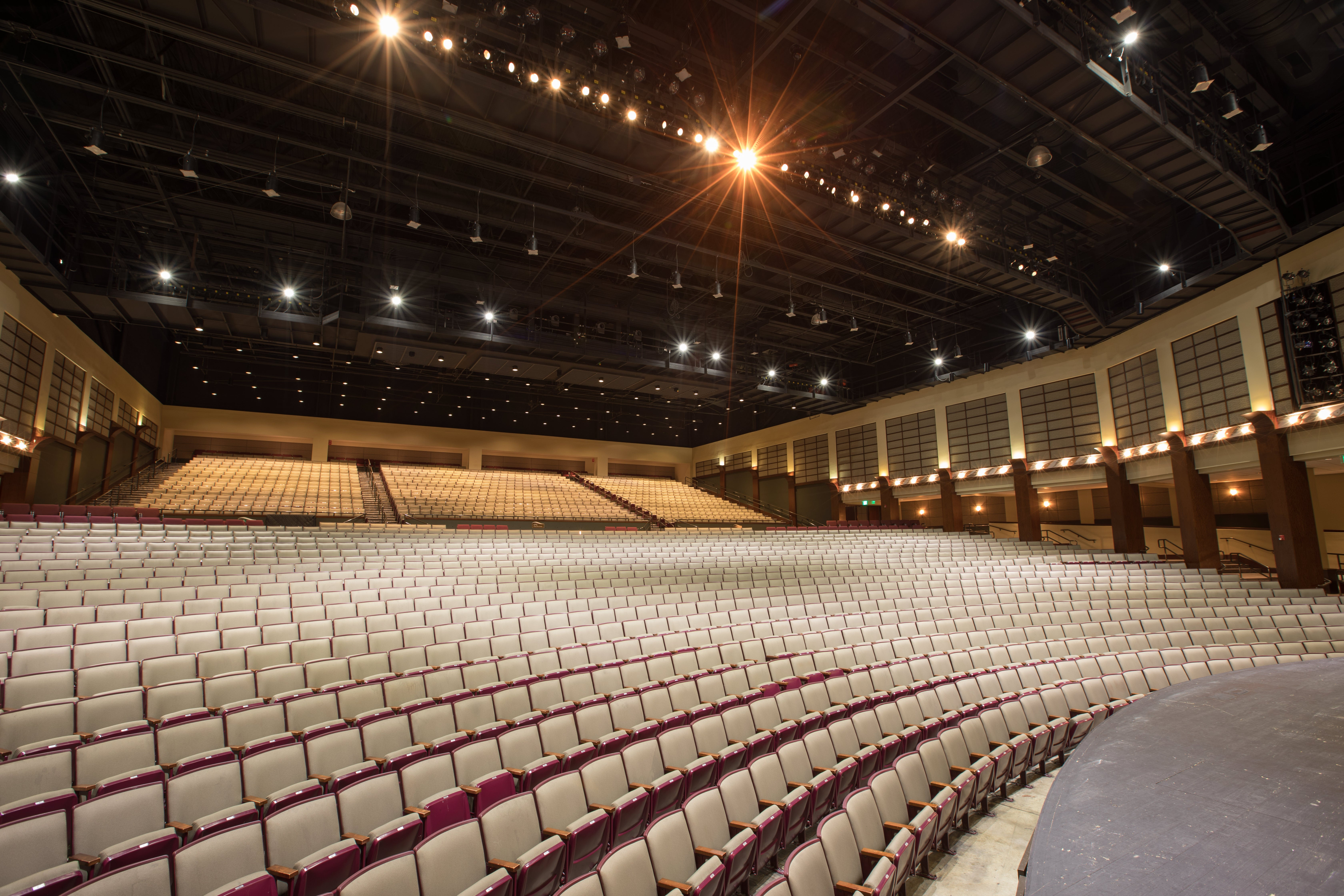 About Our Venues | North Charleston Coliseum & Performing ...
