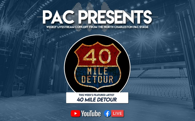 More Info for PAC Presents: Forty Mile Detour