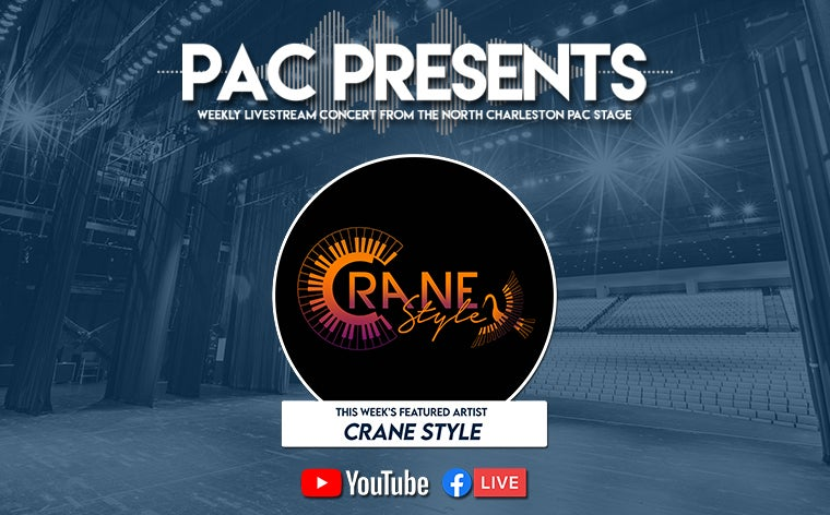 More Info for PAC Presents: Crane Style