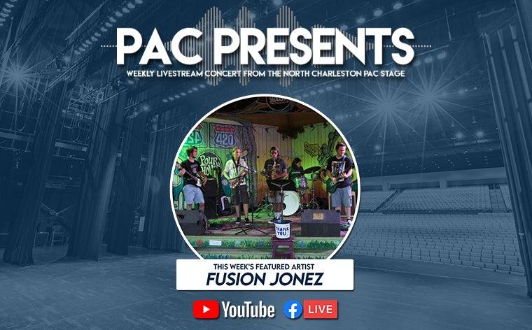 More Info for PAC Presents: Fusion Jonez