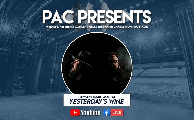 More Info for PAC Presents: Yesterday's Wine