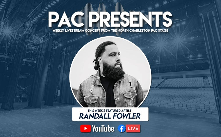 More Info for PAC Presents: Randall Fowler