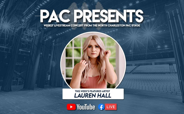 More Info for PAC Presents: Lauren Hall