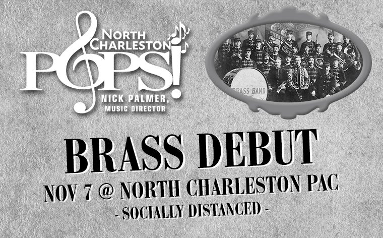 More Info for North Charleston POPS! Brass Debut