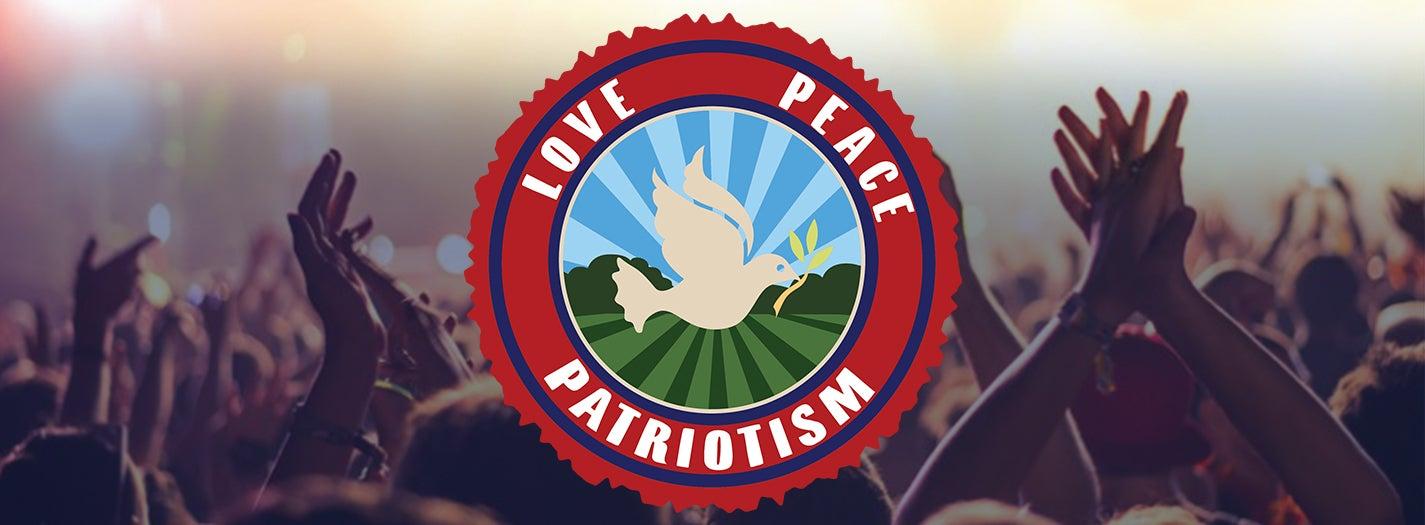 Love, Peace and Patriotism