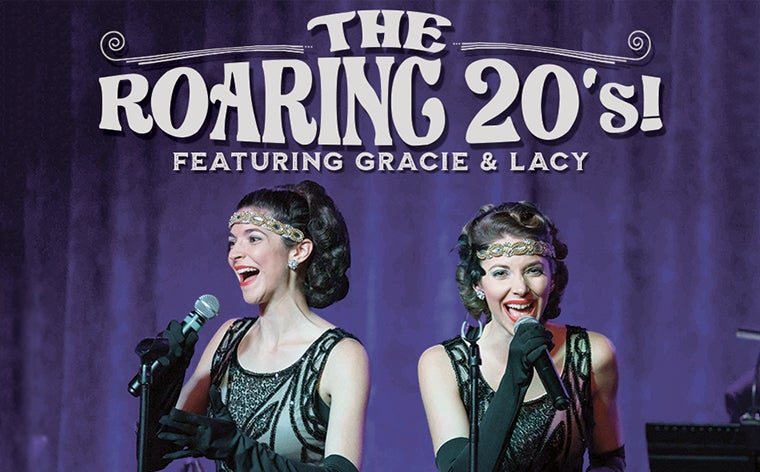 More Info for The Roaring Twenties!