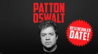 Patton Oswalt - NEW DATE