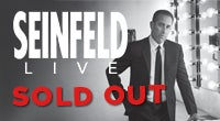 Jerry Seinfeld LIVE (SOLD OUT)