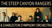 Charleston Symphony Orchestra With The Steep Canyon Rangers