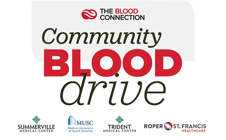 More Info for Community Blood Drive