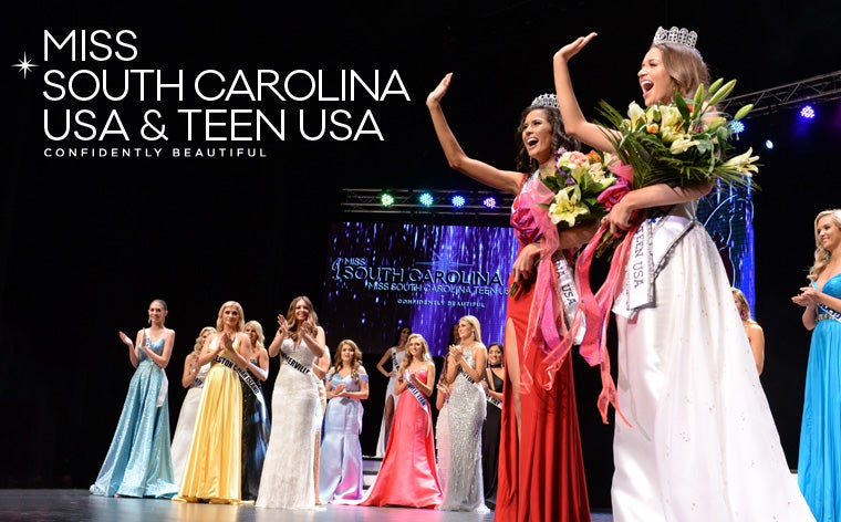 More Info for Miss South Carolina USA and Teen USA