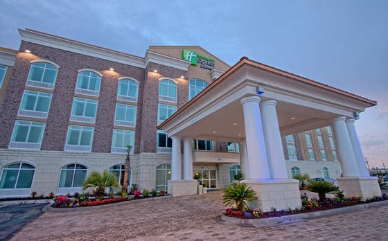 Holiday Inn Express & Suites- Charleston Airport & Convention Center <BR> .6 miles away