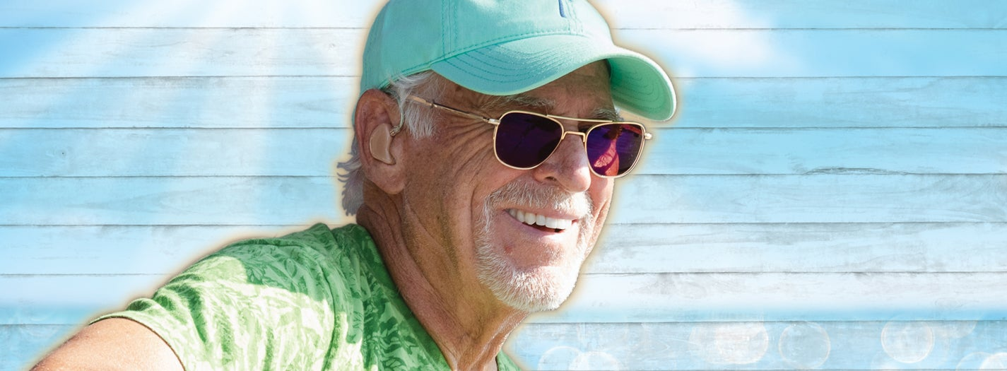 Unable to Reschedule - Jimmy Buffett & The Coral Reefer Band