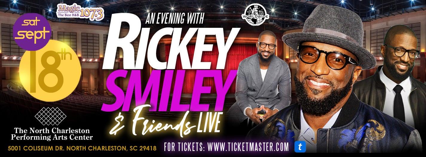 Rickey Smiley & Friends LIVE